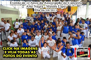 EVENTO 32 ANOS DO GRUPO ARTE NEGRA