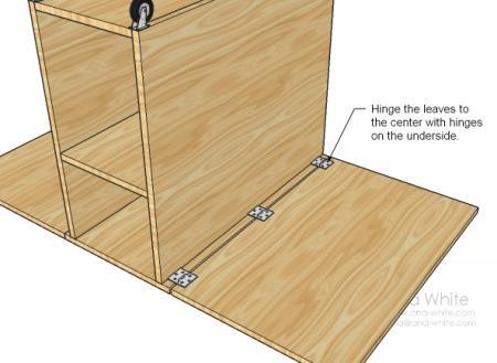 Zona de manualidades mueble para maquina de coser - Mesa para maquina de coser ikea ...