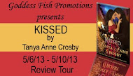 """Kissed"" by Tanya Anne Crosby Blog Tour/Giveaway"
