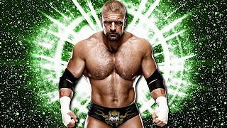 Rutina pecho espalda Triple H WWE