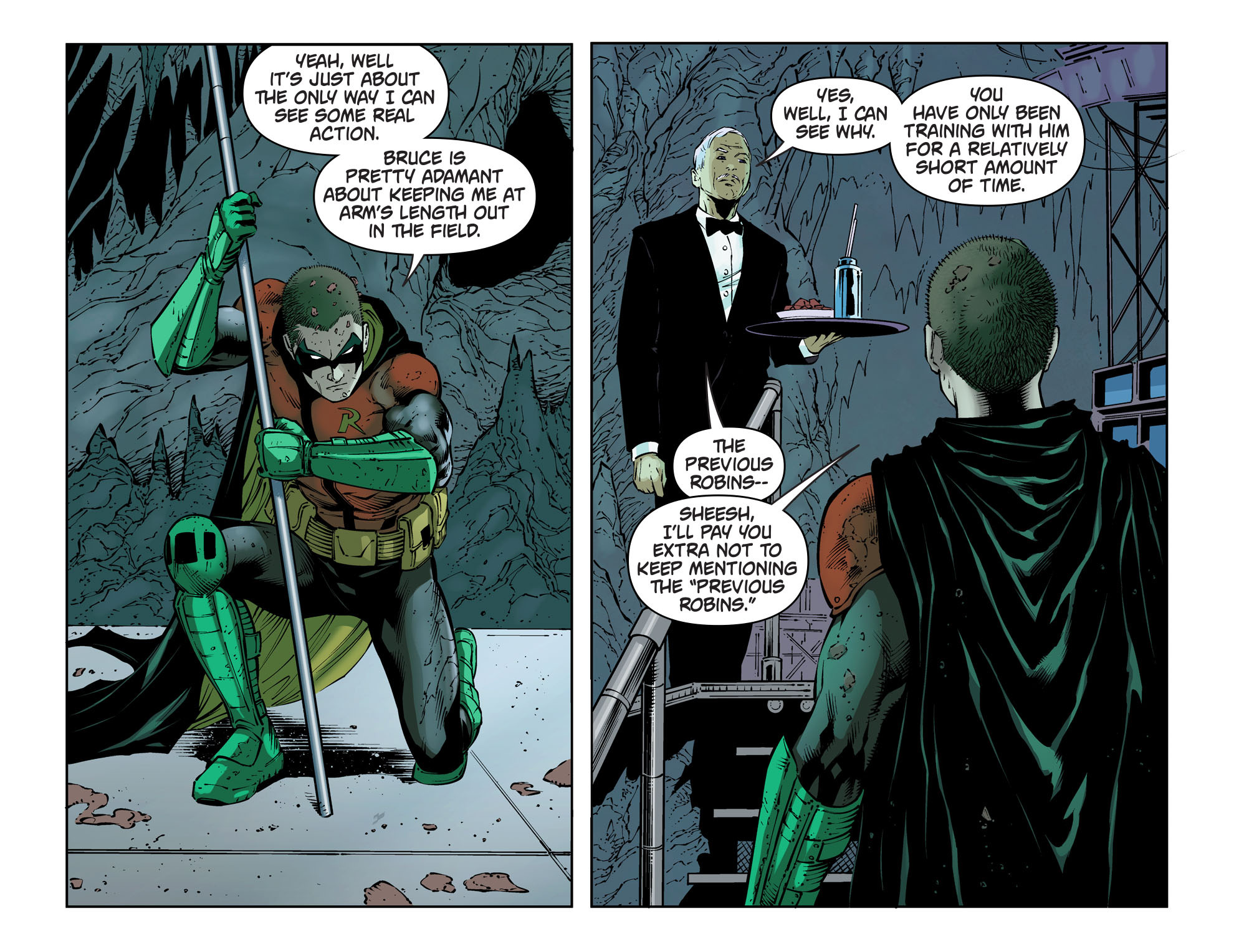 Batman: Arkham Knight [I] Issue #27 #29 - English 10
