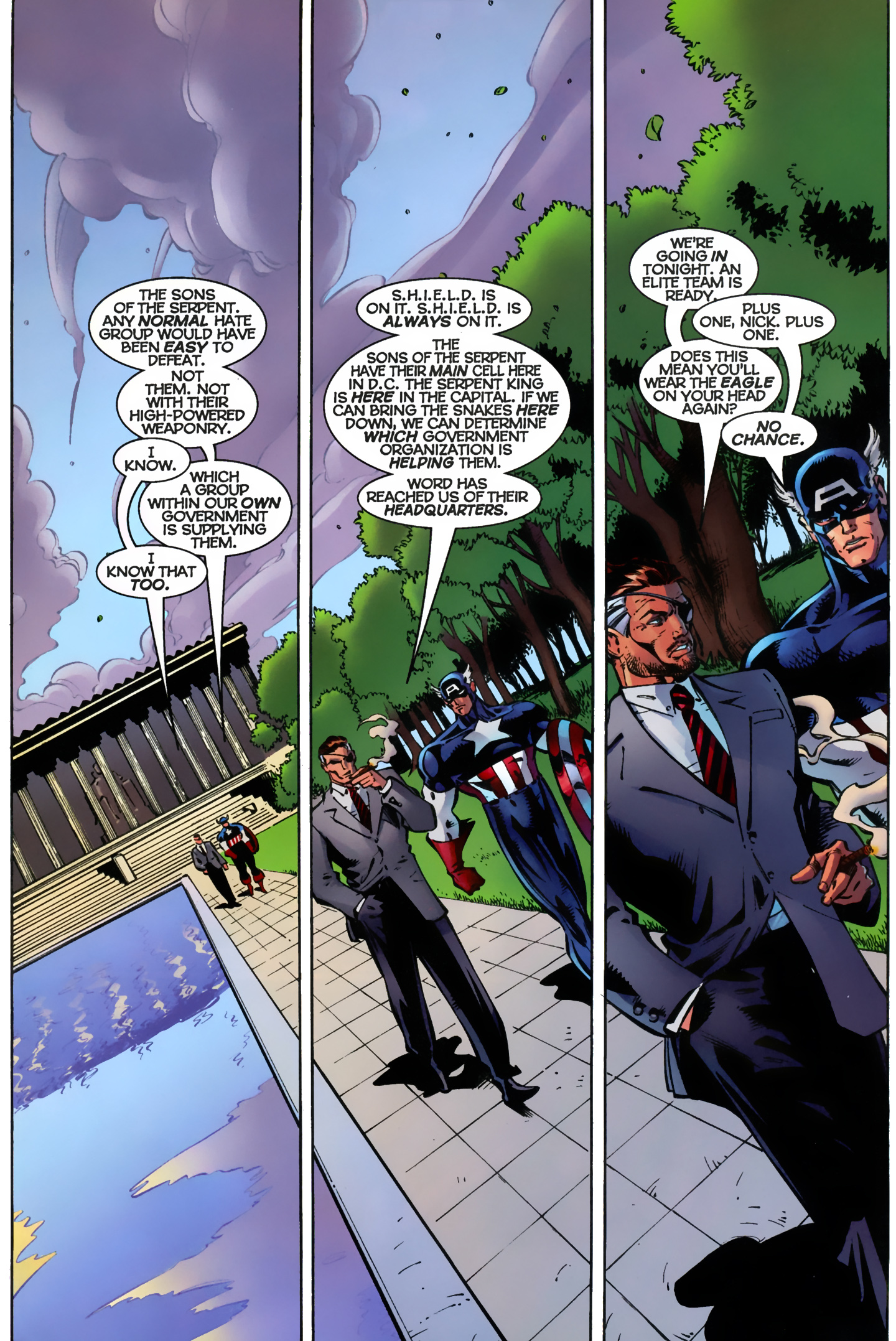 Captain America (1996) Issue #10 #10 - English 5
