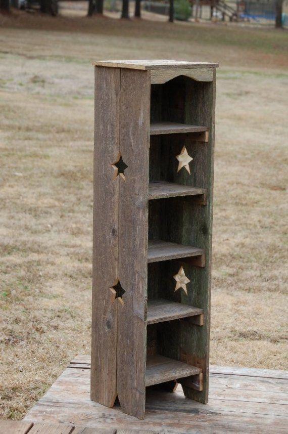 Armário reutilize madeira
