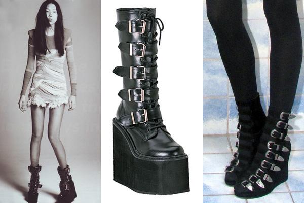 Fashion Gothic Vogue And Clothing