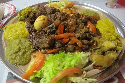 Habesha for Eritrean Food