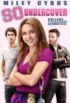 Nữ Đặc Vụ Xinh Đẹp Full HD online – So Undercover – 2012 - Phim hành động