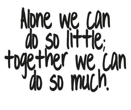 teamwork quotes quotesgram