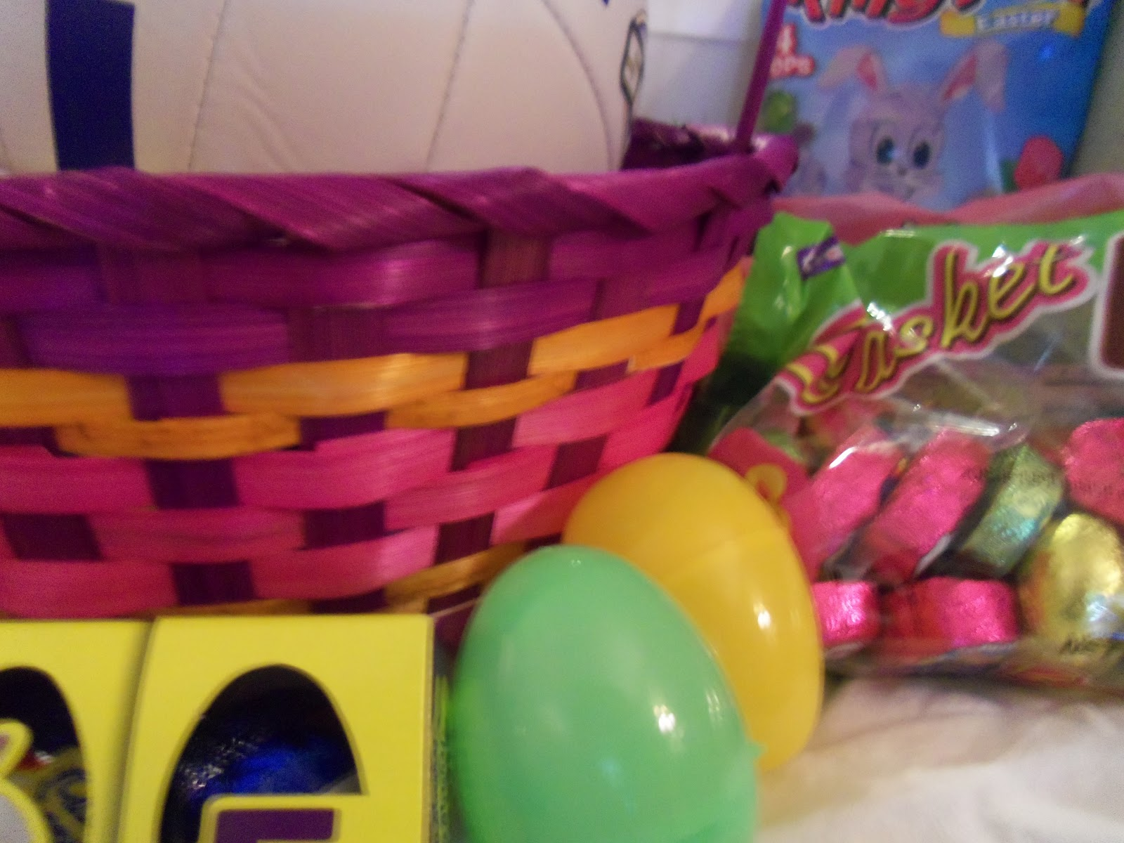 Lille punkin cheap easter basket ideas for large families like most holidays easter can be a drain on the budget by the time we buy new baby easter clothes and make sure the rest of the kids have haircuts negle Choice Image
