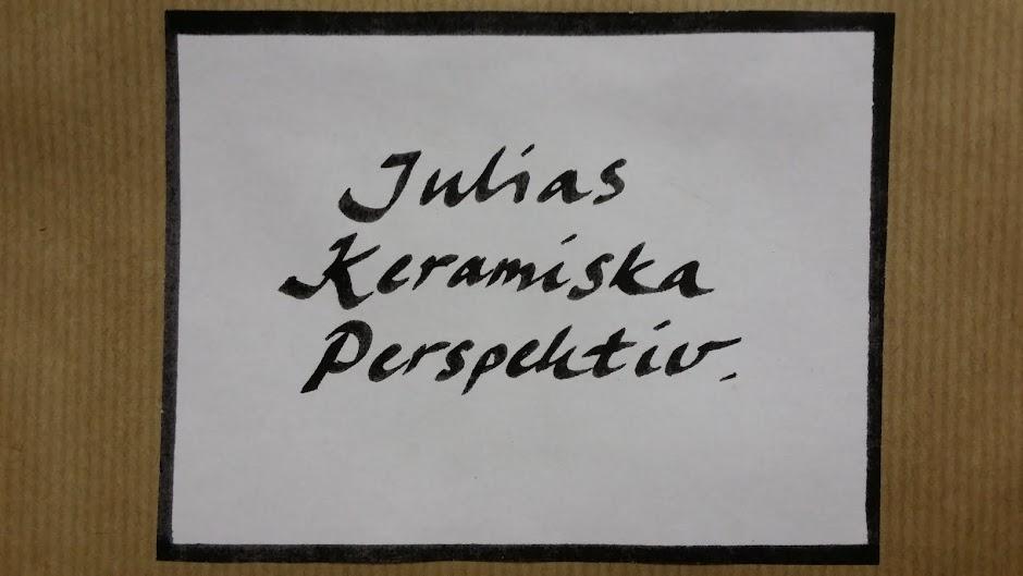 Julias Keramiska Perspektiv