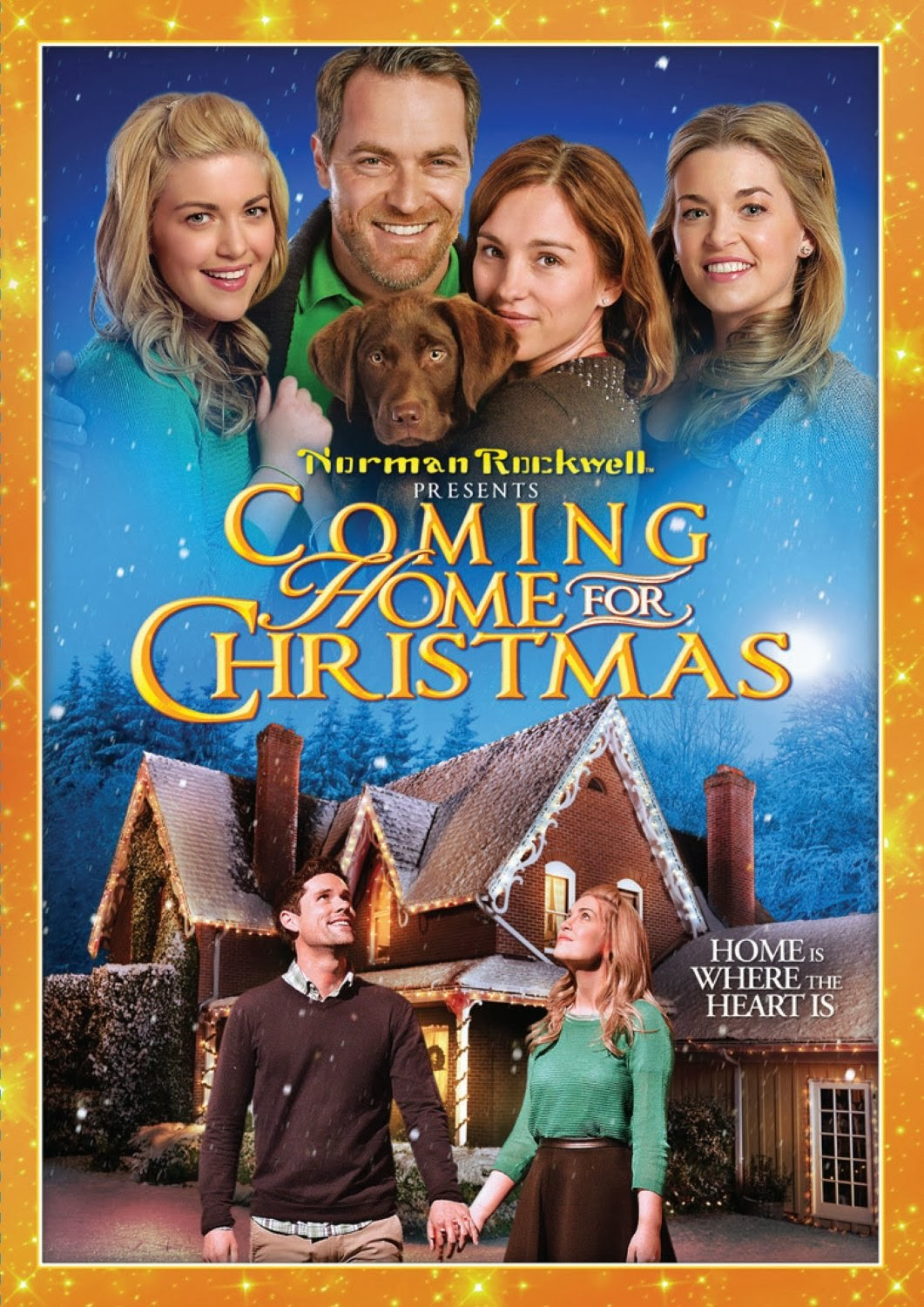 Trinity Rose\'s Garden: Coming Home for Christmas DVD REVIEW AND GIVEAWAY