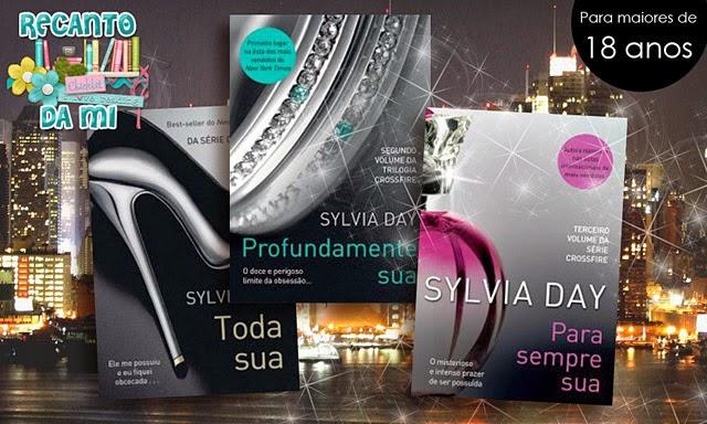 Dia dos Namorados Série Crossfire Sylvia Day Editora Paralela Romance Erótico