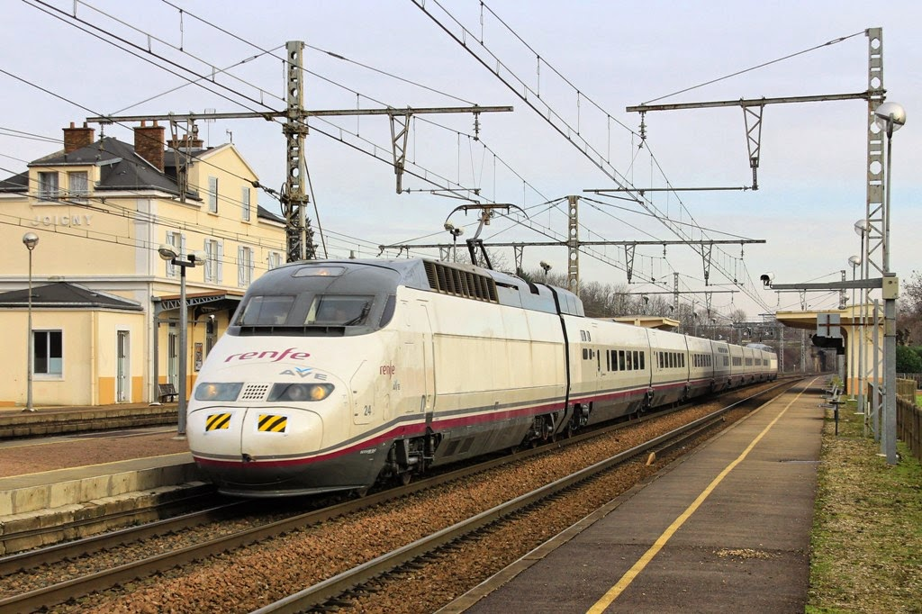 Historia e historias blog ancho renfe 1668 o for Renfe barcelona paris