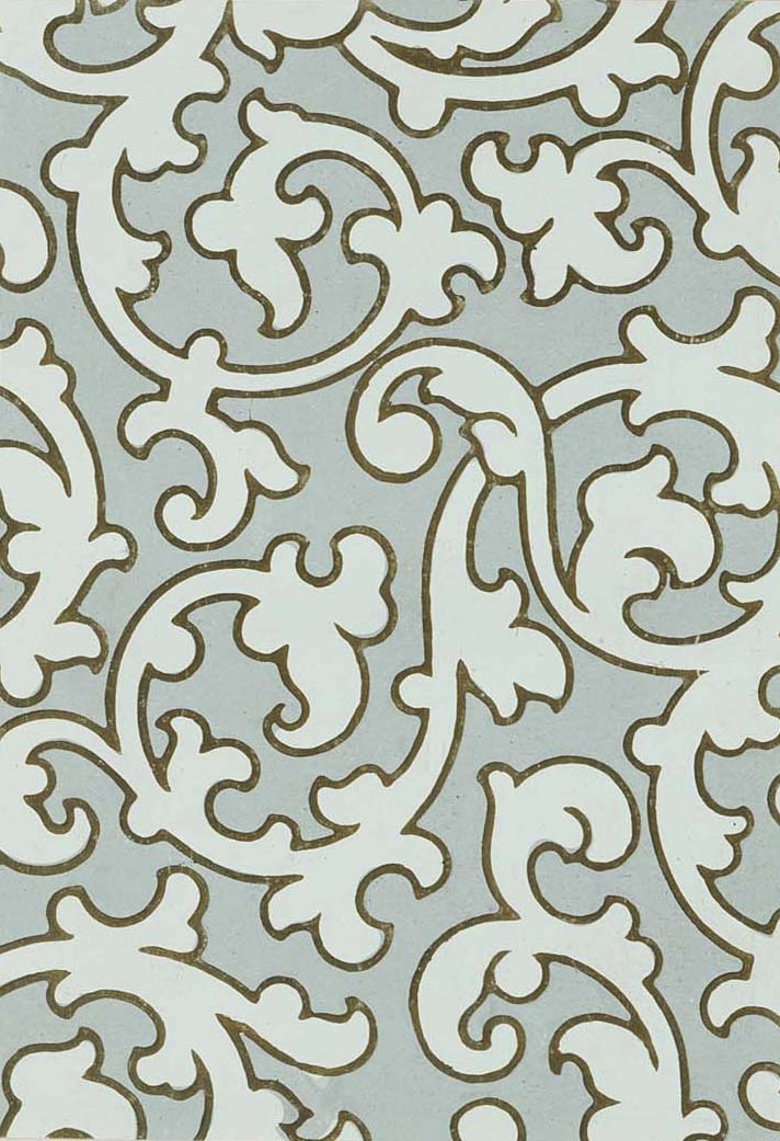 Gothic Revival Wallpaper Decoration And Pattern