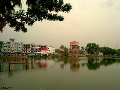 Amazing Lake City in Bangladesh