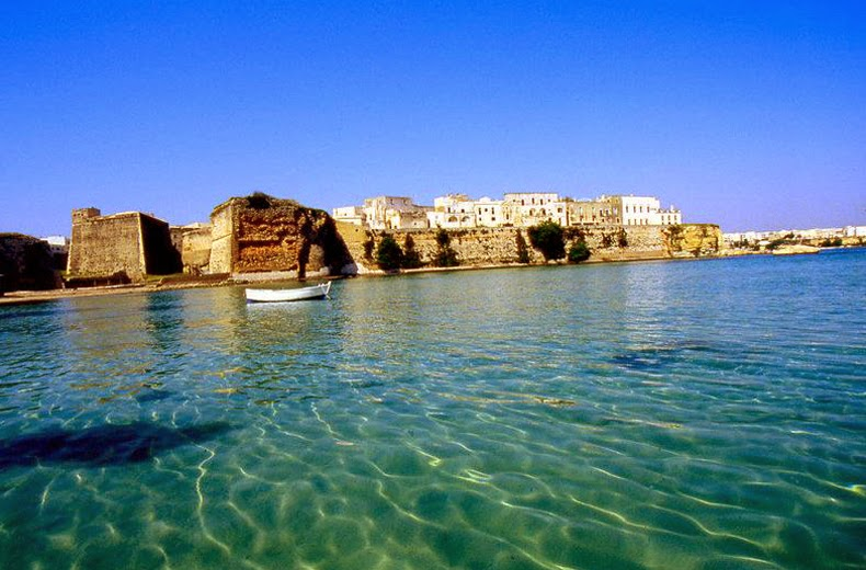 Otranto is really a town in the province associated with Lecce and is component the Salento region