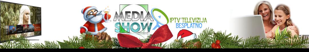 """""""Media Show WEB IPTV Kanali BESPLATNO/FREE BILO GDJE U SVIJETU"""""""