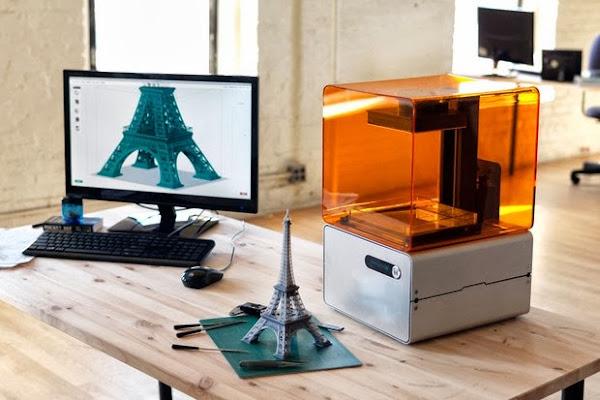 Impresoras en 3D