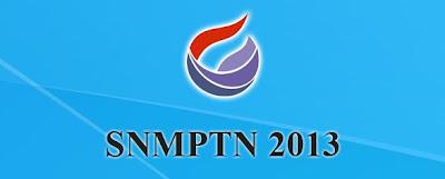 Hasil SNMPTN 2013
