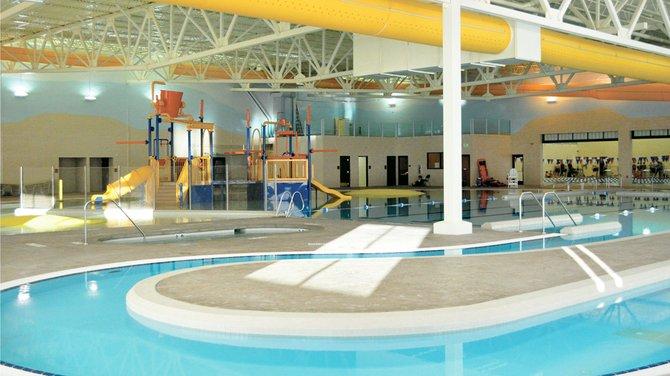 Aquatic center aquatic center utah for Sand hollow swimming pool st george