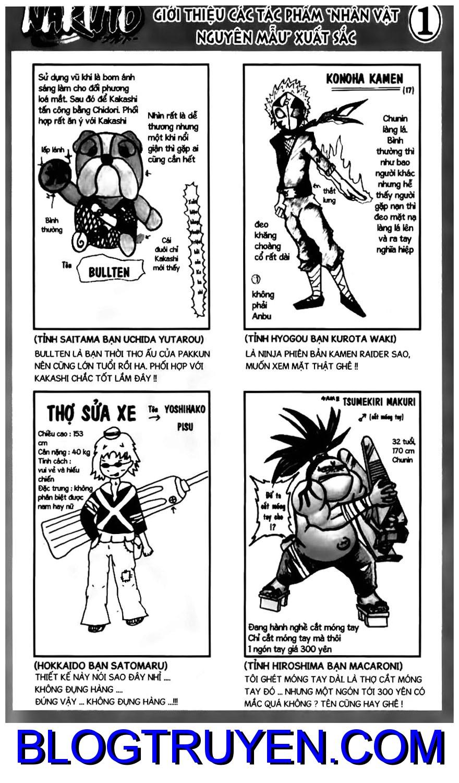 Naruto chap 266 Trang 20 - Mangak.info