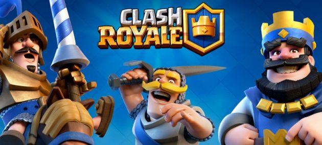 Clash Royale v2.3.4 Mod APK Unlimited Gems and Gold