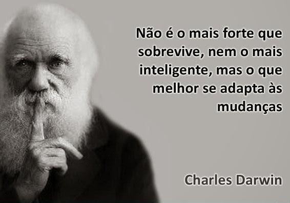 Charles Darwin deve estar rindo, com certa ironia, dos falsos profetas, tanto ateus, quanto religiosos do fim dos tempos...