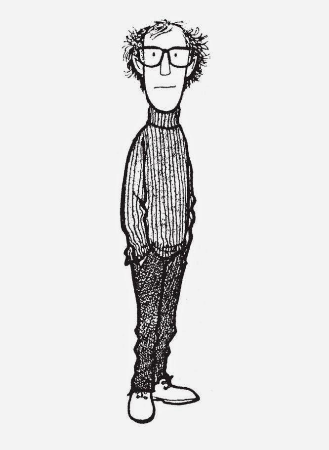 PASEO EN VERSO  El humorista grfico Quino creador de Mafalda