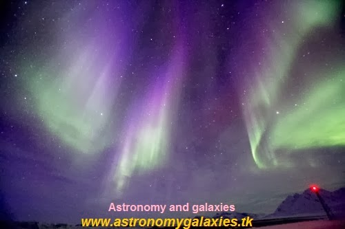 Aurora borealis. Facts and Definitions