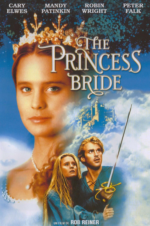 The Geeky Nerfherder: Movie Poster Art: The Princess Bride