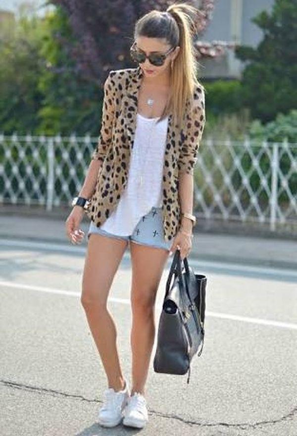 Outfits con zapatillas de mujer