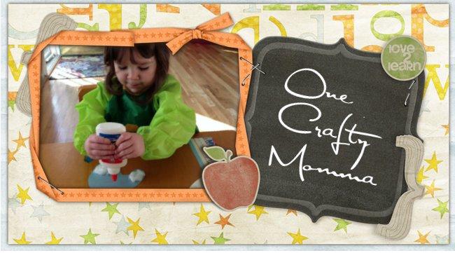 One Crafty Momma