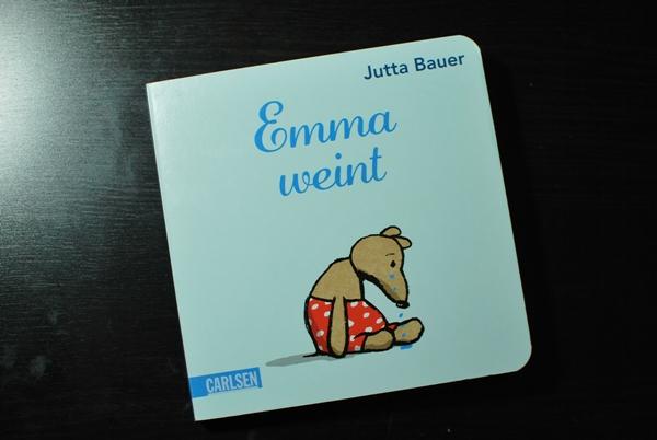 Emma weint. Jutta Bauer