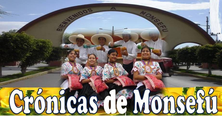 CRONICAS DE MONSEFU