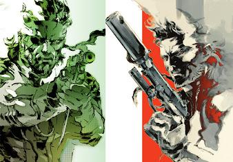 #43 Metal Gear Solid Wallpaper
