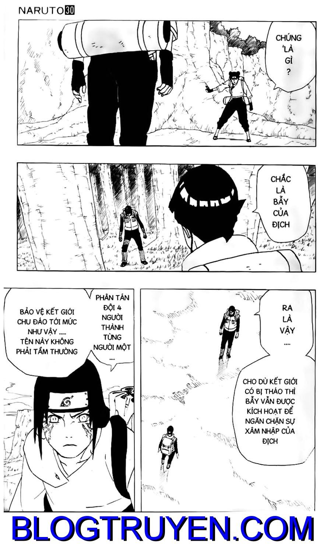Naruto chap 263 Trang 16 - Mangak.info