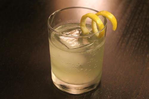 Celery Tonic Cocktail