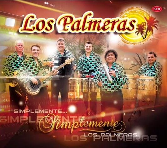 Los Palmeras - Simplemente (2014)