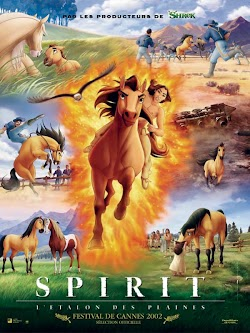 Ngựa Dòng Nòi Cimarron - Spirit: Stallion Of The Cimarron (2002) Poster