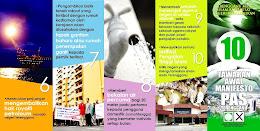 10 Manifesto Awal PRU13 PAS Terengganu