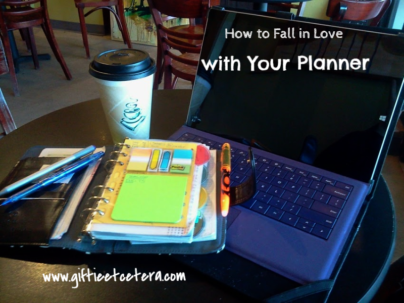 planner, Surface Pro 3, coffee, productivity, time management