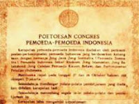MAKNA ISI TEKS ASLI SUMPAH PEMUDA 28 OKTORBER 1928