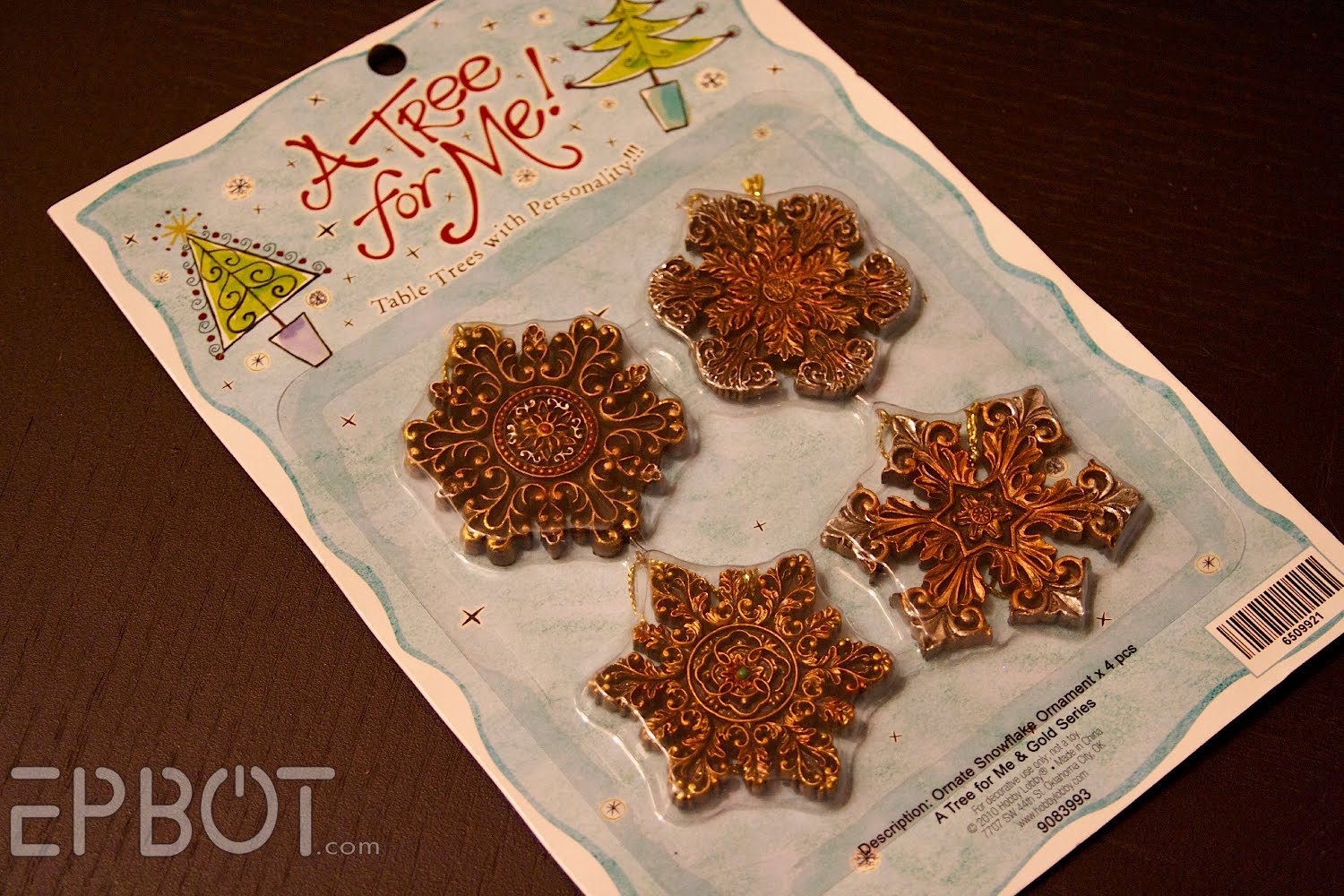 Miniature ornaments - I Like To Tie Tabletop Tree Ornaments In With The Bows On Gift Boxes But I Guess I Never Got Around To Using These When I Found Them I Immediately Thought