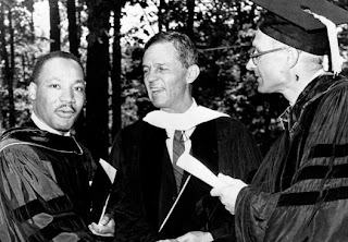Martin Luther King - Lincoln University 1961