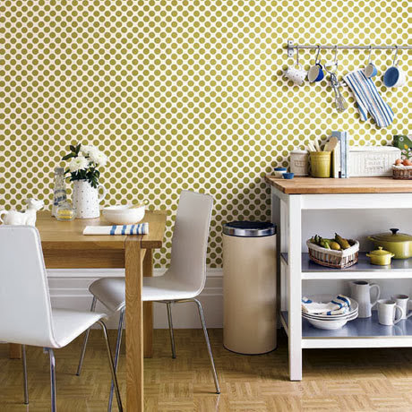 vinyl wallpaper for kitchens