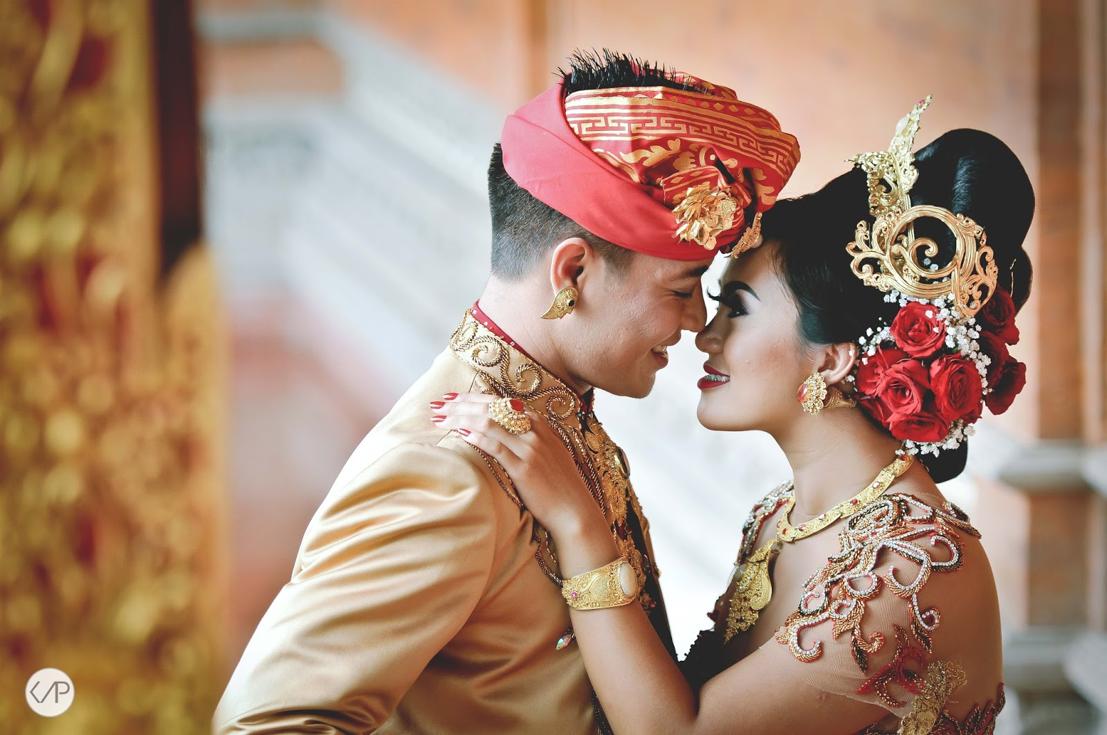 Tips Make Up Dan Kostum Prewedding Adat Bali Modifikasi Kaptura