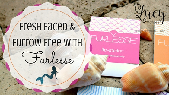 Furlesse Wrinkle Patches Product Review blog title
