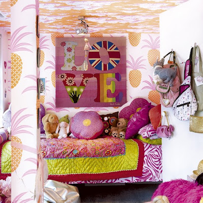 Dormitorio temático juvenil