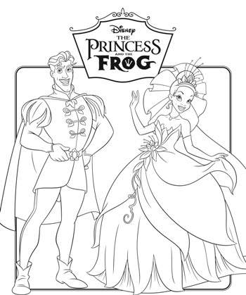 coloring pages disney princess wedding - photo#33