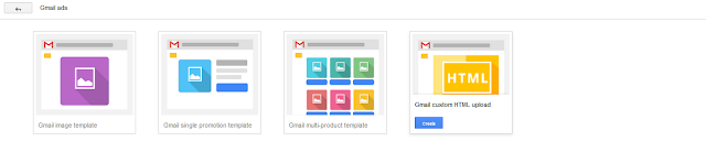 Uploading Multi Call To Action HTML Gmail Ad Format