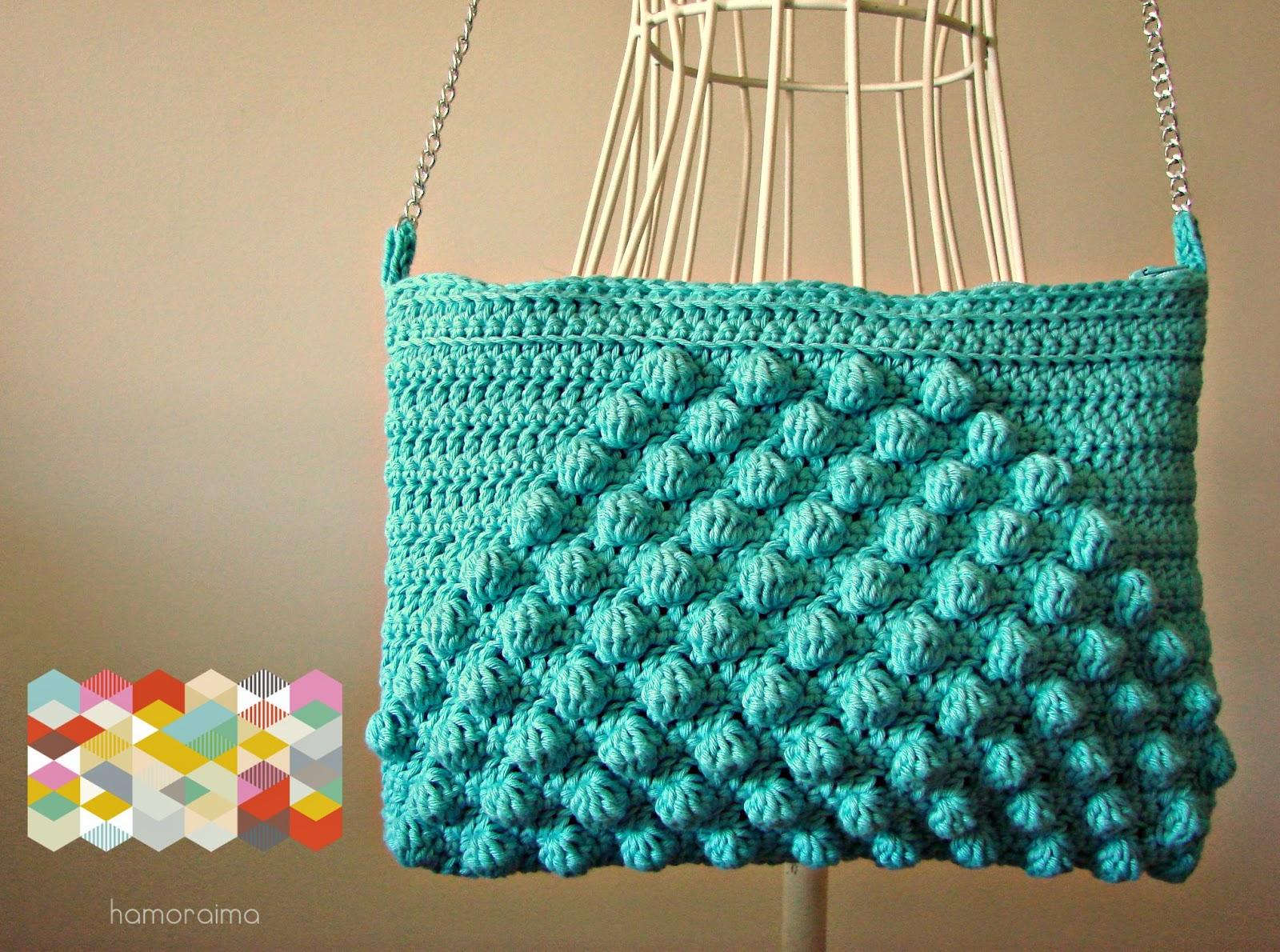 Bolsos De Crochet Paso A Paso Decoracin Del Hogar Prosalocom